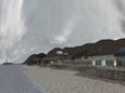 冬:海岸より(2)