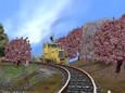 A4:絢爛豪華な桜並木
