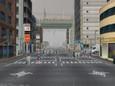 中央通り(歩行者天国)