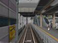 駅2階ホーム(2)