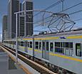 103Densha Tozai line