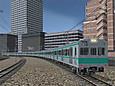 103Densha Chiyoda line