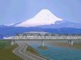 「新幹線~富士山編」