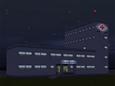 The City Hospital (night)