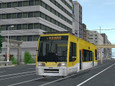 Kagoshima city tram1000s / Little Dancer A3 (1)