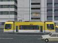 Kagoshima city tram 1000s / Little Dancer A3 (2)