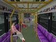 Kagoshima city tram 1000s / Little Dancer A3 (4)