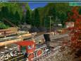 森林鉄道:製材所