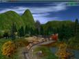 森林鉄道:遠景