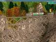 森林鉄道:渓谷