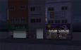 PC Shops at night