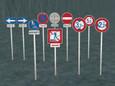 Roadsigns Mandatory