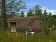 Shed of Normal Map