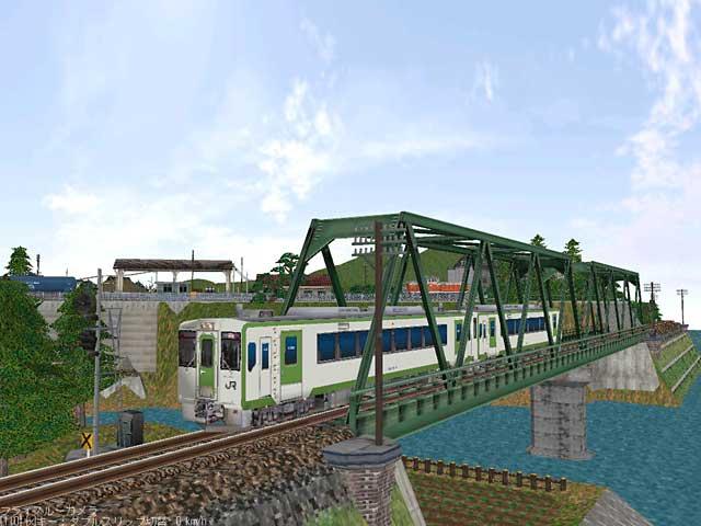 38NOJIトラス橋