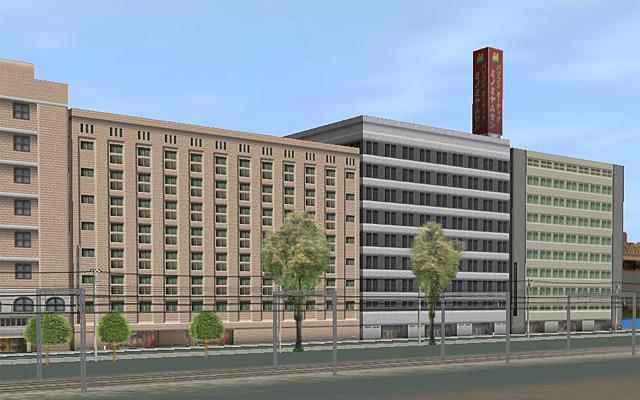kDB Building 700s