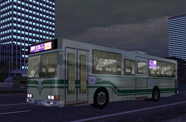 BUS Ver.2 at night(2)