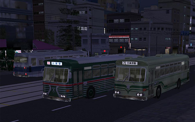 BUS Ver.2 at night(3)