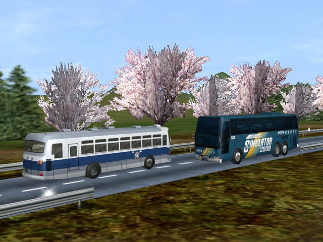 bus and bus