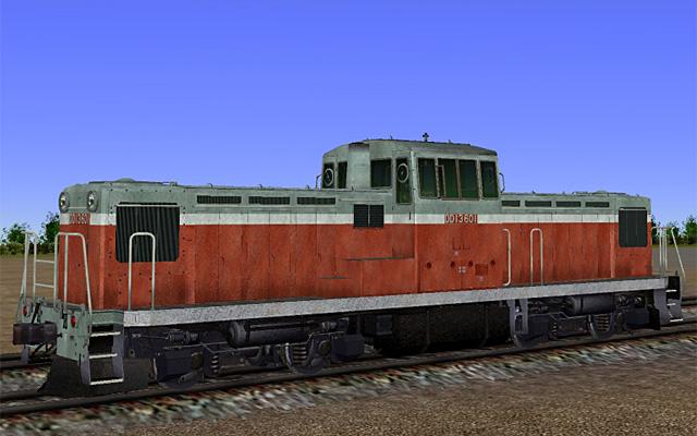JNR DD13 601