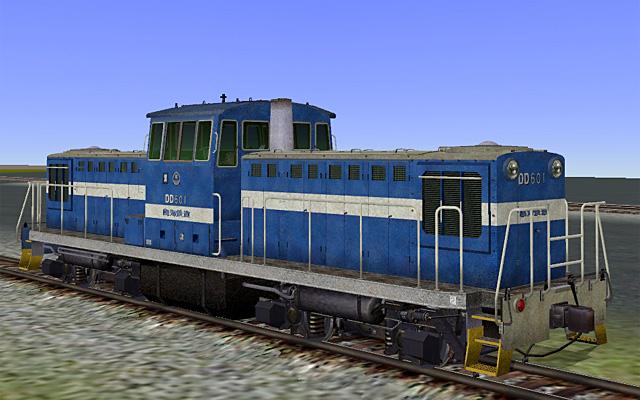 DL at Rinkai railway (1)