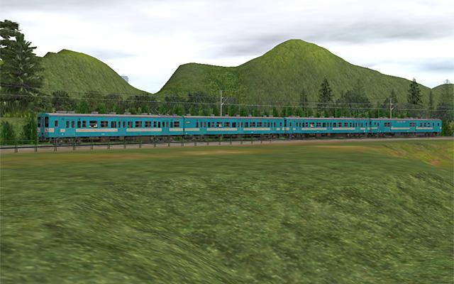 Iida line full set(2)