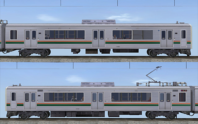 JR class 701 Yamagata
