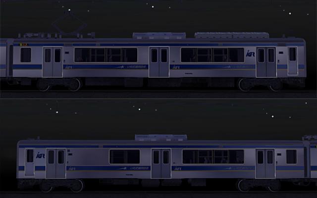 Galaxay Railway(7)
