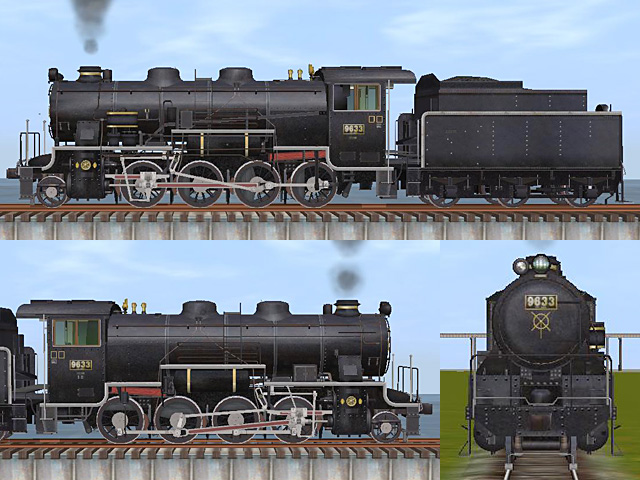 JNR 9600s - 9633