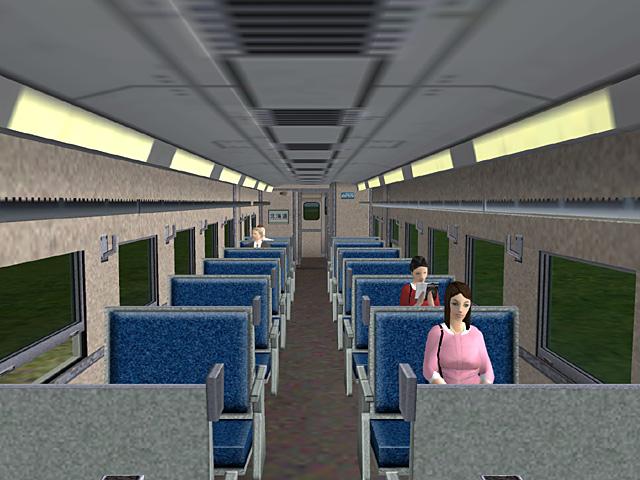 Interior kiha40 700
