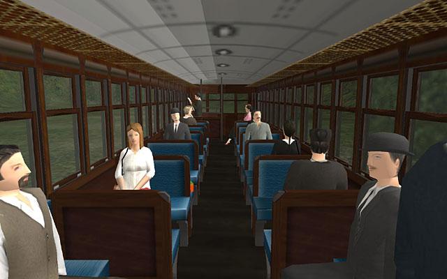 kiha41000 interior and seats(2)