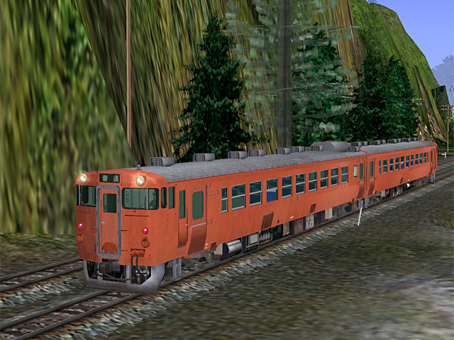 JNR kiha48 500/1500
