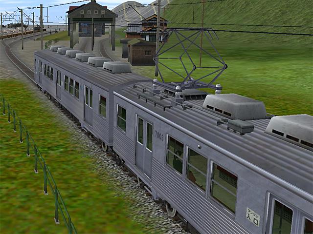 Mizuma class7000 roof