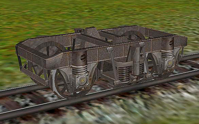 TR50 bogey